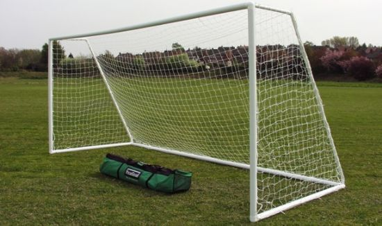 Plastic Goals in bags